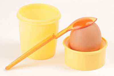 Подставка для яйца с ложечкой (2шт)