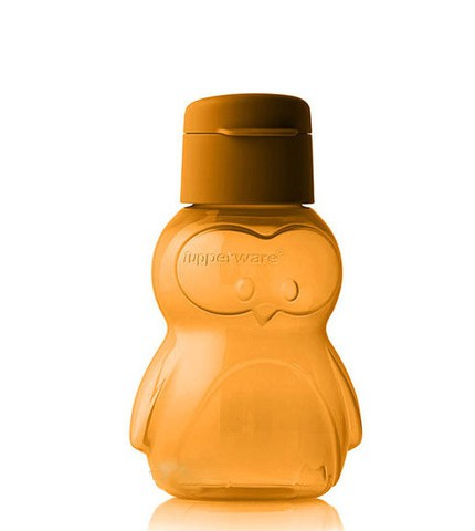 "Эко-бутылочка фигурная ""Пингвиненок"" 350мл"