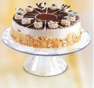 """Сервировочная подставка для торта """"Бриллиант"""" 28см"""
