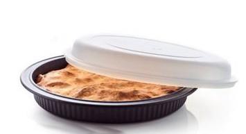 """Форма для пирога """"УльтраПро"""" с прикрывающей крышкой"""