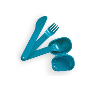 Набор столовых приборов (ложка, вилка, нож)