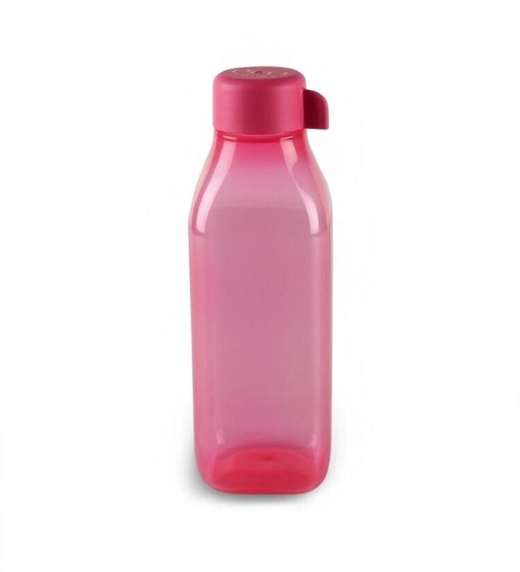Эко-бутылочка квадратная 500мл