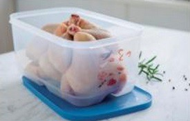 Умный холодильник для рыбы и мяса 4,4л (2шт) цена с условием