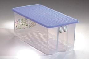 Умный холодильник с клапанами 3,6л
