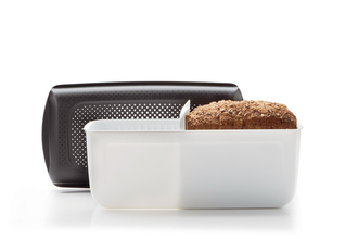 Мастер-тост Tupperware Умная хлебница малая с разделителем
